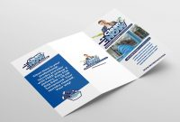 Cleaning Service Trifold Brochure Template In Psd Ai  Vector inside Commercial Cleaning Brochure Templates