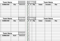 Coach Vint Using The Big  To Prepare On Defense throughout Football Scouting Report Template