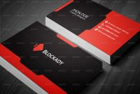 Colors Creative Business Card Template Vkazierfan  Graphicriver with regard to Web Design Business Cards Templates