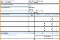 Commercial Invoice Proforma Invoice Fedex Sample – Wfacca inside Proforma Invoice Template Fedex