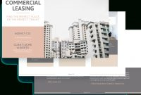 Commercial Lease Proposal Template  Free Sample  Proposify with Business Lease Proposal Template