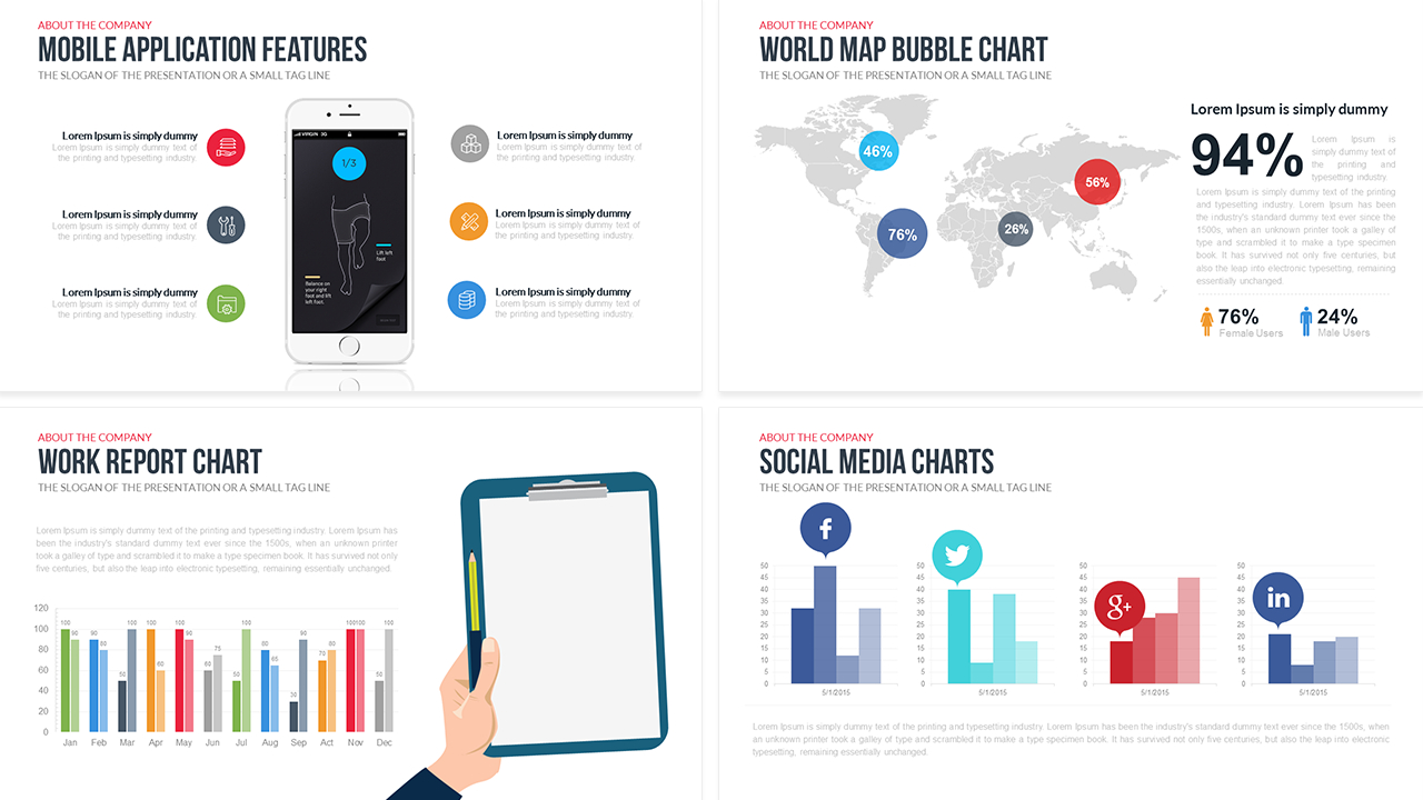 Company Profile Powerpoint Template Free  Slidebazaar Inside Ppt Templates For Business Presentation Free Download