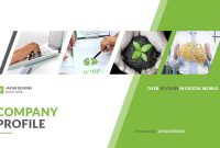 Company Profile Powerpoint Template intended for Business Profile Template Ppt