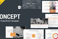 Concept Free Powerpoint Presentation Template  Free Download Ppt regarding Free Powerpoint Presentation Templates Downloads