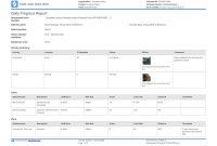 Construction Site Daily Progress Report Template Use It Free regarding Construction Status Report Template