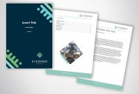 Consulting Business Report Template Design In Microsoft Word in Microsoft Word Templates Reports
