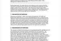 Consulting Services Agreement Template Striking Ideas Form within Contract For Service Agreement Template