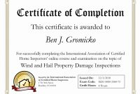 Continuing Education Certificate Template Free  Lividrecords pertaining to Continuing Education Certificate Template