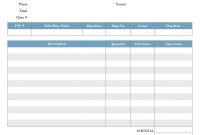 Contractor Invoice Template Google Docs Ideas Best Estimate throughout Simple Invoice Template Google Docs