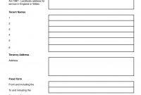 Contractual Commonlaw Tenancy Agreement  Grl Landlord Association regarding Assured Shorthold Tenancy Agreement Template