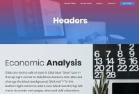 Cool  Basic Html Templates For Your Website From throughout Simple Html Menu Template