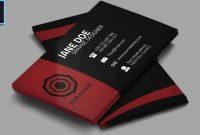 Cool Creative Business Card  Psd  Photoshop Tutorial  Youtube in Creative Business Card Templates Psd