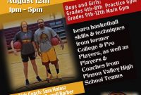 Copy Of Basketball Camp Flyer Template – Made With Postermywall regarding Basketball Camp Brochure Template