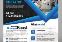 Corporate Business Flyer Free Psd  Free Psd Flyer  Free Psd Flyer throughout New Business Flyer Template Free