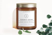 Cosmetic Labels  Label Templates  Modern Labels  Product inside Chutney Label Templates