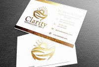 Counselling Business Cards Templates Beautiful Massage Therapy for Massage Therapy Business Card Templates