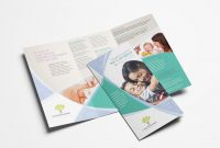 Counselling Service Trifold Brochure Template In Psd Ai  Vector with regard to Adobe Illustrator Tri Fold Brochure Template