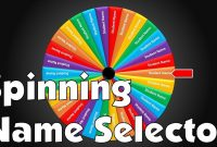 Create A 'wheel Of Fortune' Spinning Name Selector In Powerpoint intended for Wheel Of Fortune Powerpoint Template