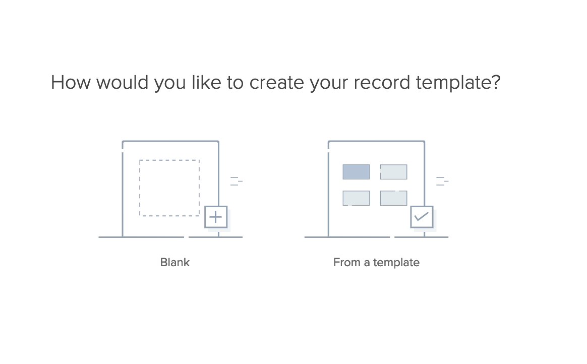 Create Record Template  Zoho Creator Help Pertaining To Certificate Of Appearance Template