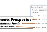 Create Table Of Contents From Pdf Bookmarks pertaining to Blank Table Of Contents Template