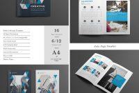Creative Business Brochure Template Indd  Brochures  Indesign with Adobe Indesign Brochure Templates