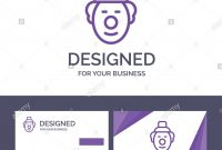 Creative Business Card And Logo Template Joker Clown Circus Vector with regard to Joker Card Template