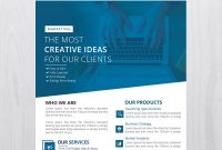 Creative Business  Download Free Psd Flyer Template  Free Psd inside New Business Flyer Template Free