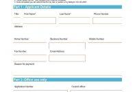 Credit Card Authorization Forms Templates Readytouse for Credit Card Authorisation Form Template Australia