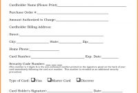 Credit Card Receipt Template Wondrous Ideas Excel Form How To for Credit Card Receipt Template