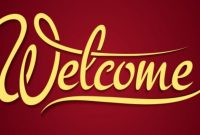 Croppeddecorativewelcomesamplebannertemplate – Your throughout Welcome Banner Template