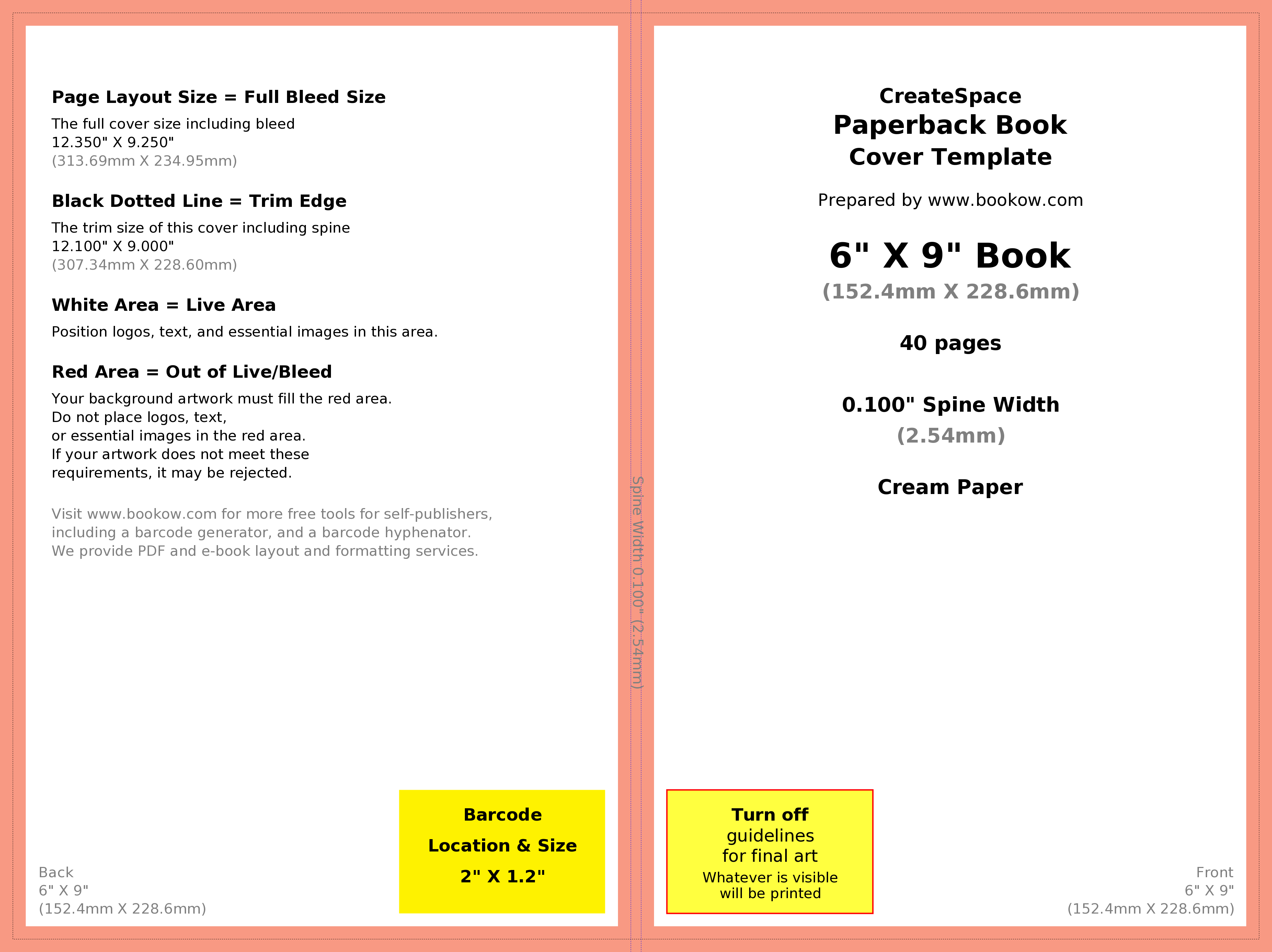 Cs X  Cream Template Ideas Ms Publisher Archaicawful Book Throughout 6X9 Book Template For Word