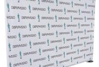 Custom Step And Repeat Backdrop  Double Sided for Step And Repeat Banner Template