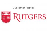 Customer Profile Rutgers University for Rutgers Powerpoint Template