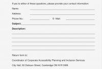 Customeron Questionnaire For Hotel Pdf Survey Template Word Doc regarding Employee Satisfaction Survey Template Word