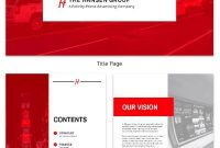 Customizable Annual Report Design Templates Examples  Tips for Annual Review Report Template