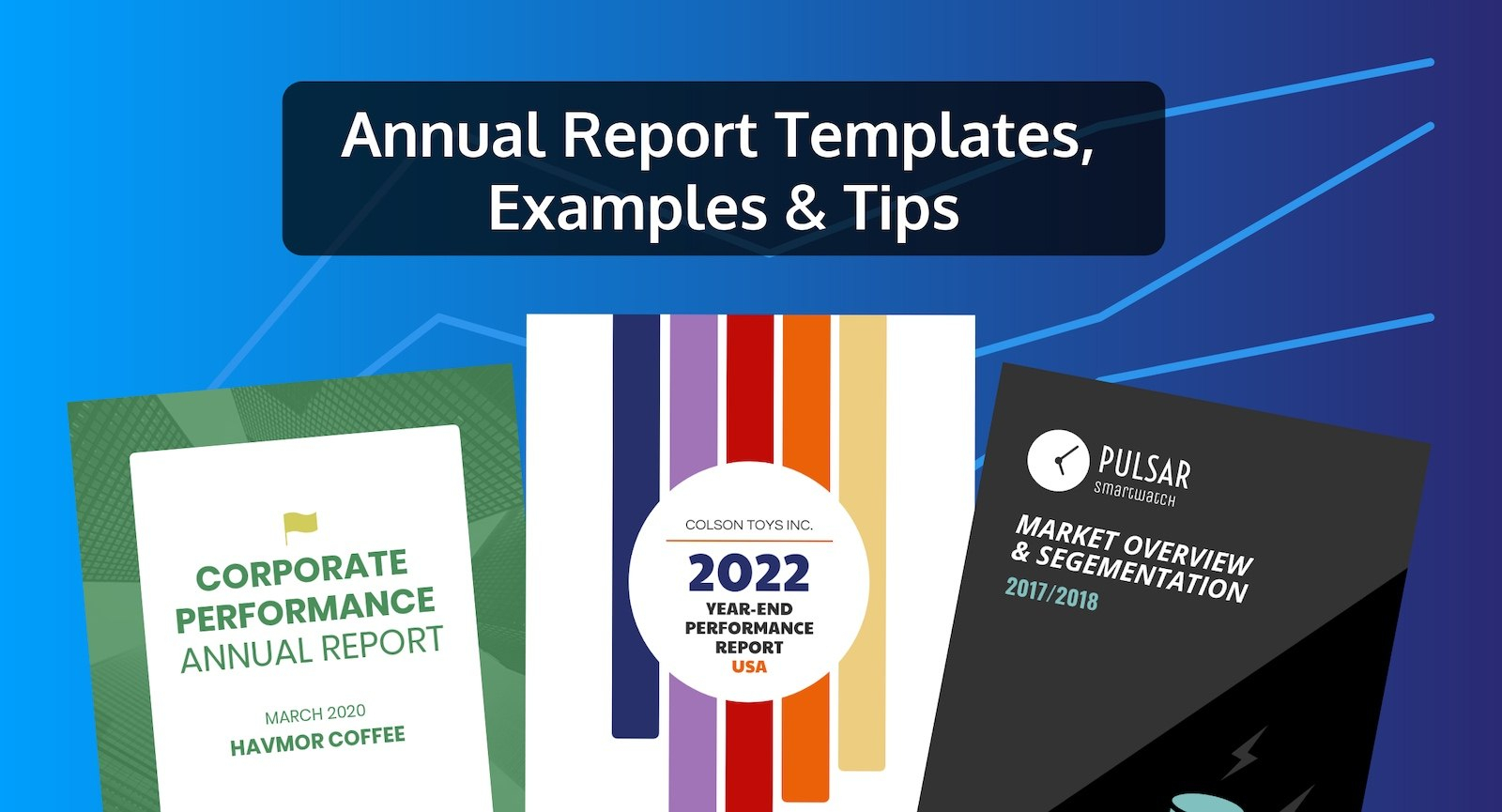 Customizable Annual Report Design Templates Examples  Tips In Free Annual Report Template Indesign