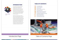 Customizable Annual Report Design Templates Examples  Tips within Annual Review Report Template