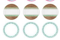 Cute Mason Jar Labels  Kittybabylove within Free Printable Jar Labels Template