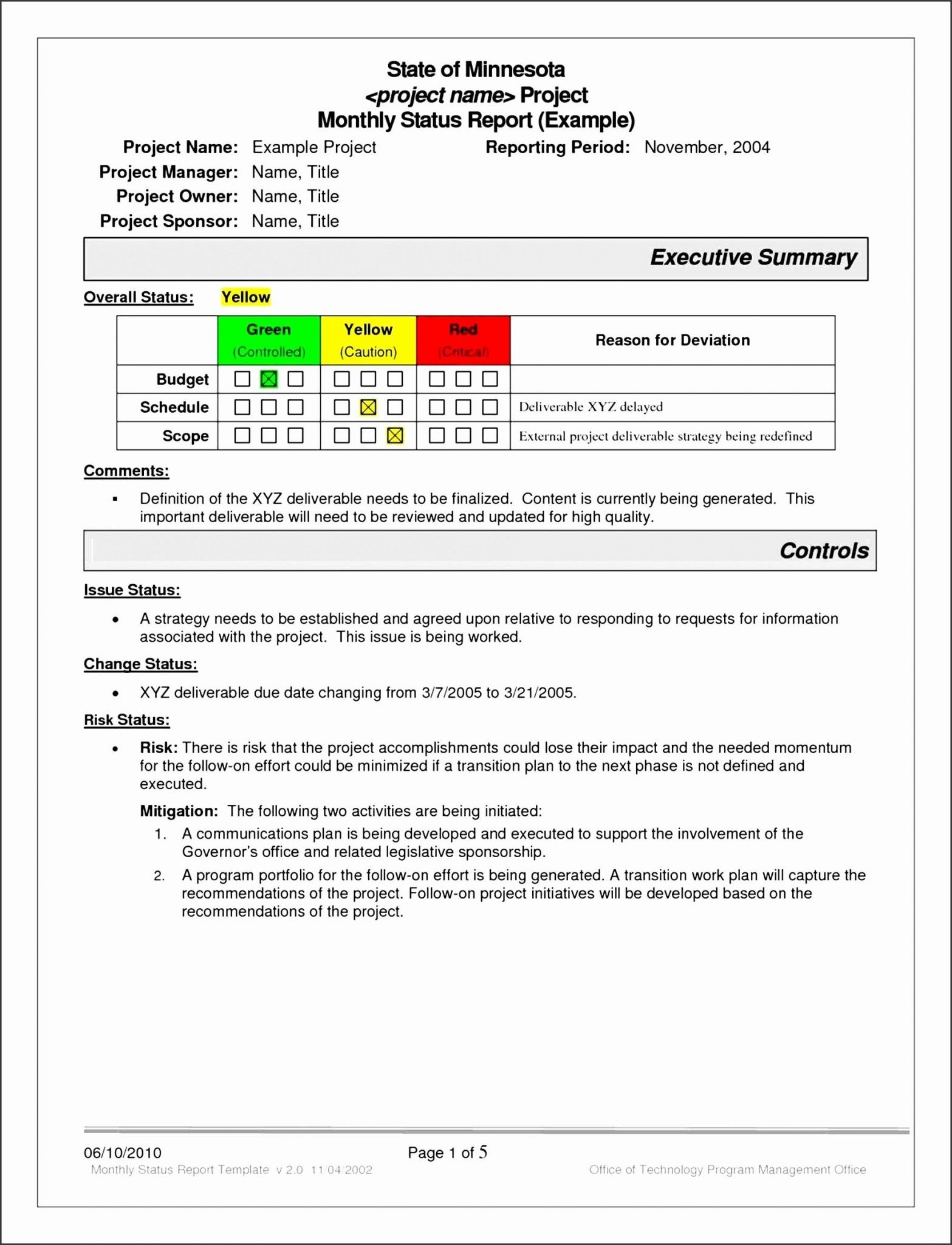 Daily Field Report Template  Glendale Community Throughout Field Report Template