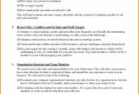 Day Business Plan Template Action Plantemplate Info Within Job regarding Interview Business Plan Template
