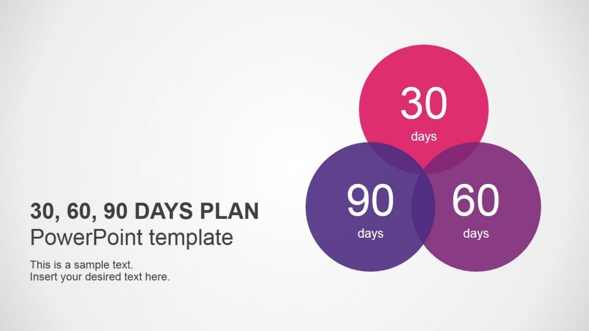 Day Plan Powerpoint Templates For Everyone Inside 30 60 90 Day Plan Template Powerpoint