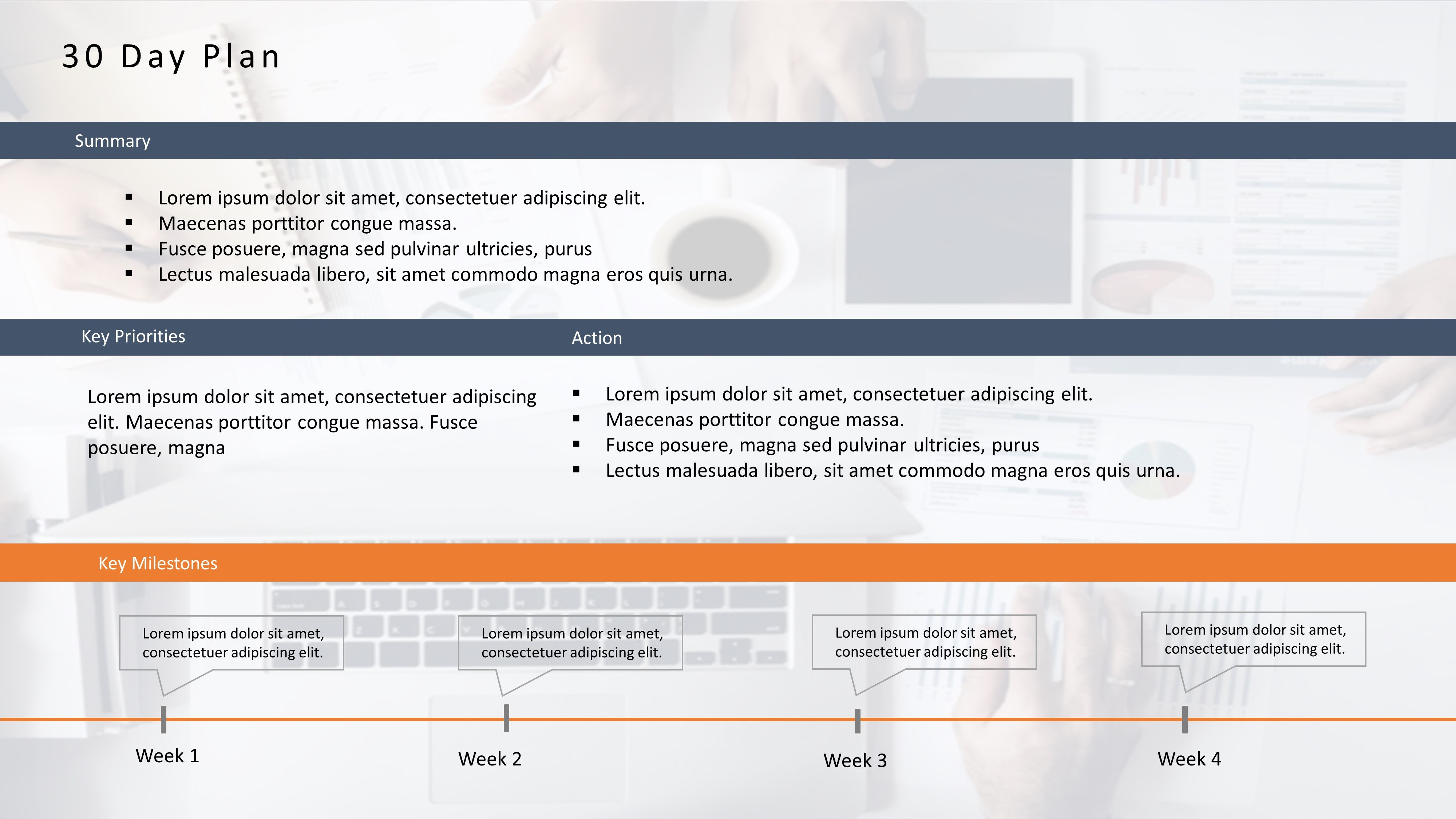 Day Plan Powerpoint The North Star For A New Manager Intended For 30 60 90 Day Plan Template Powerpoint
