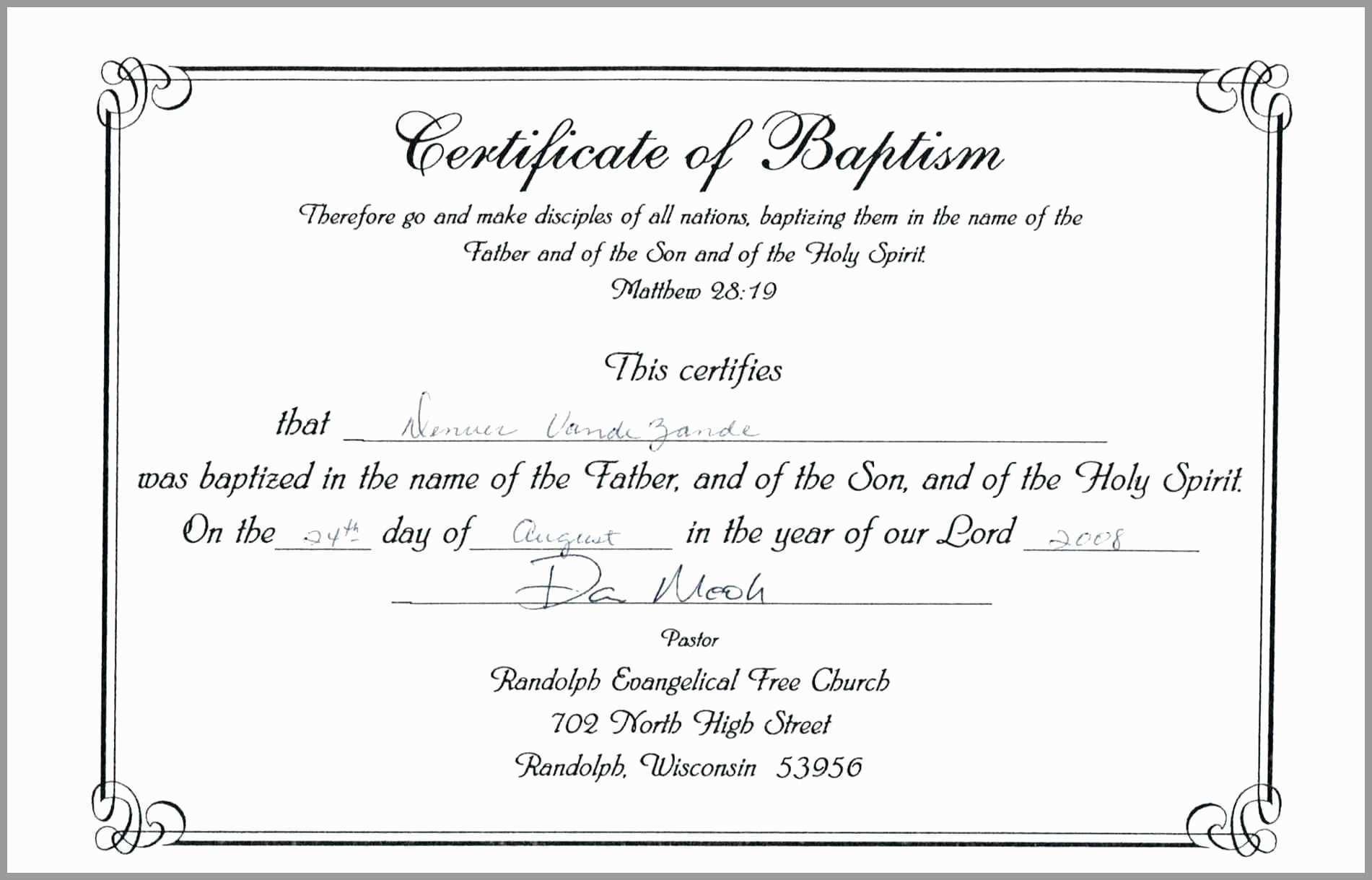 Deacon Ordination Certificate Template Modern Ordained Minister Throughout Ordination Certificate Templates