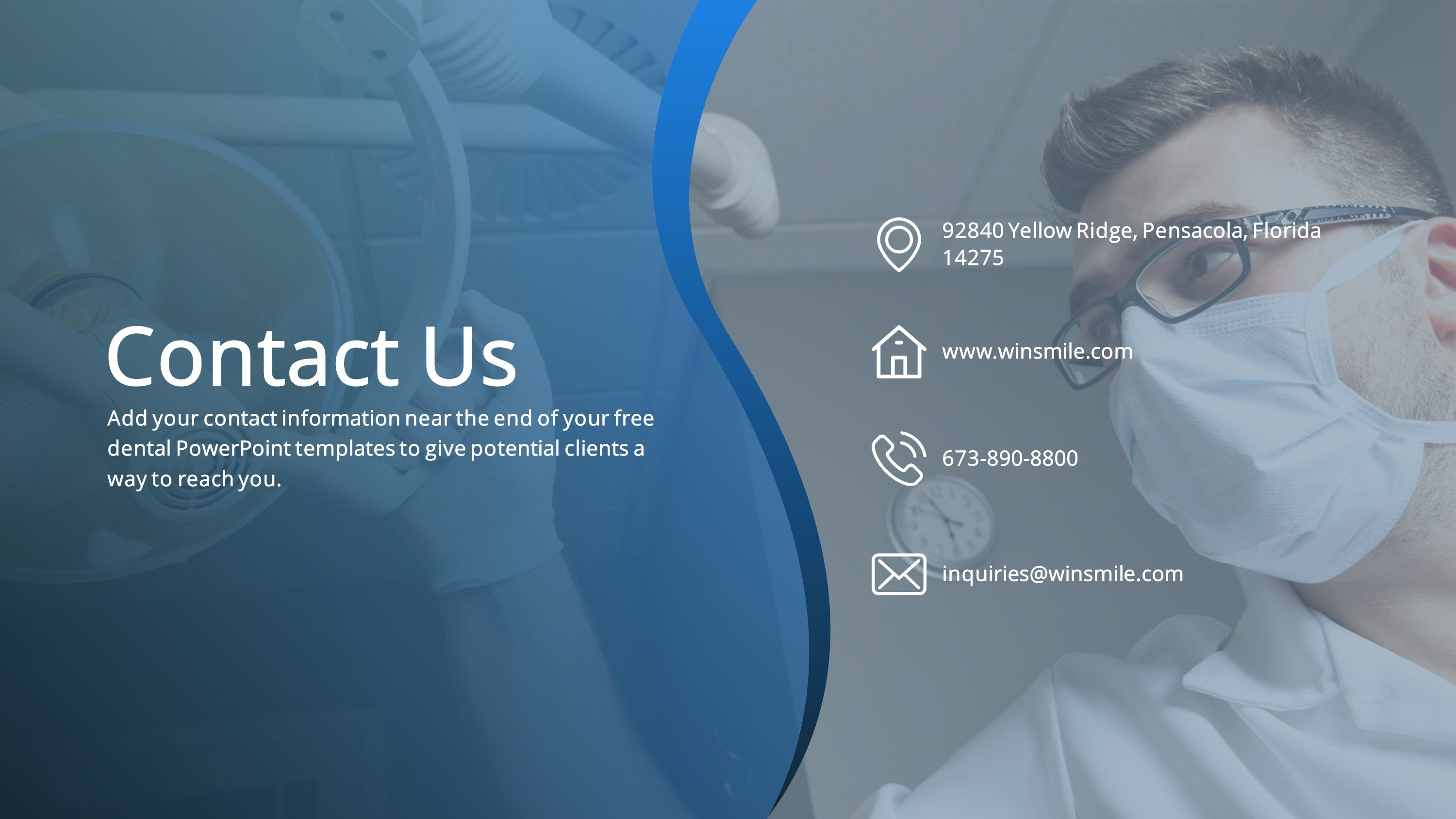 Dental Premium Powerpoint Template  Slidestore Intended For Radiology Powerpoint Template