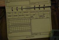 Designated Marksman Data Log Book  Gunner's Mate  Edm's Military Gear in Dope Card Template