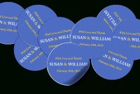 Designing Round  Oval Labels With Word inside 1.5 Circle Label Template