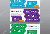 Diagonale Banner Design Vorlagen Web Banner Design Vektor Mit Text with regard to Website Banner Design Templates