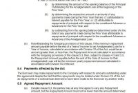 Division A Loan Agreement  Free Sample Online  Precedents Online for Division 7A Loan Agreement Template