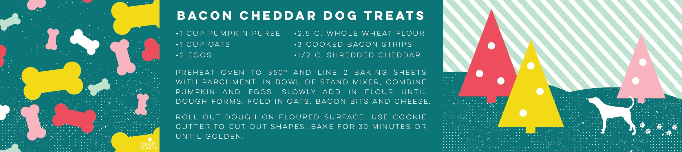 Diy Homemade Dog Treat Gifts  Sarah Hearts Within Dog Treat Label Template