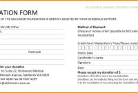 Donation Pledge Card Template Free Luxury Google Templates with Pledge Card Template For Church